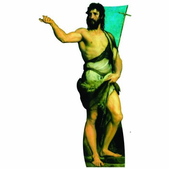 John the Baptist Cardboard Cutout - $0.00