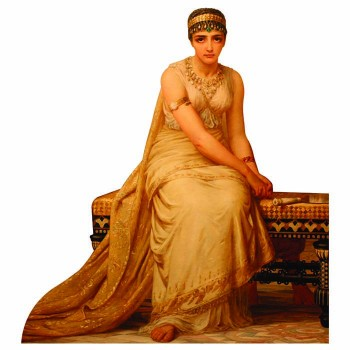 Queen Esther Cardboard Cutout - $0.00