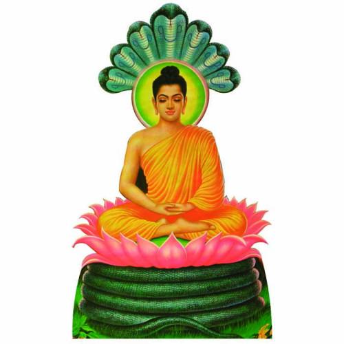 Buddha Cardboard Cutout