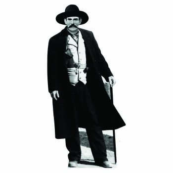 Doc Holliday Cardboard Cutout - $0.00