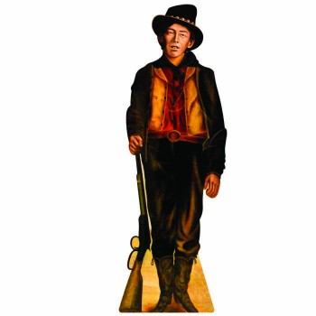Billy the Kid Cardboard Cutout