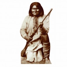 Geronimo Kneeling