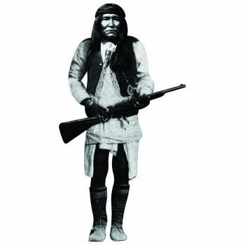 Cochise of the Chokonen Cardboard Cutout - $0.00