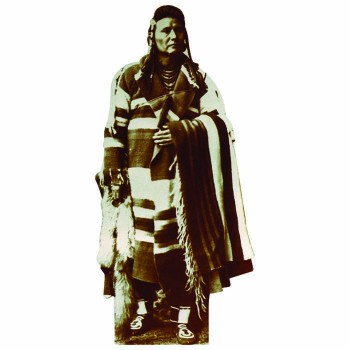 Chief Joseph Cardboard Cutout