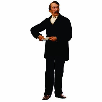 David Livingstone Cardboard Cutout