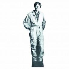 Amelia Earhart Cardboard Cutout