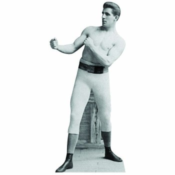 Gentleman Jim Cardboard Cutout - $0.00