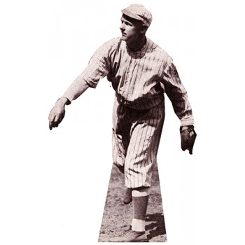 Christopher Christy Mathewson Cardboard Cutout - $0.00
