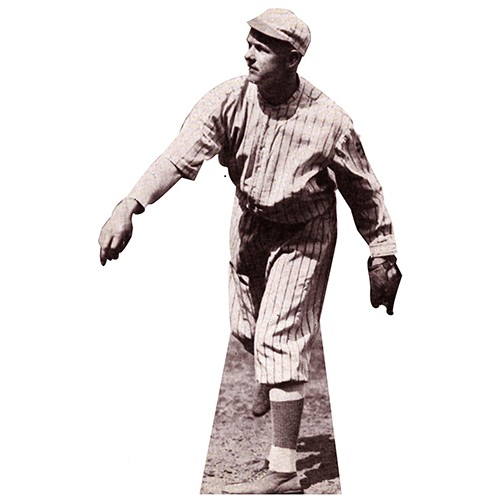 Christopher Christy Mathewson Cardboard Cutout