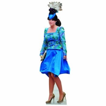 Eugenie of York Cardboard Cutout