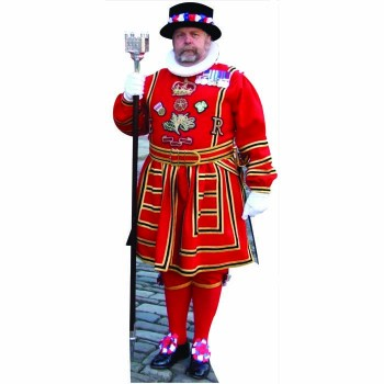 Beefeater Red Cardboard Cutout - $0.00