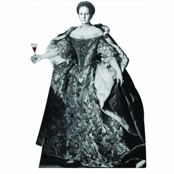 Countess Elizabeth Bathory Cardboard Cutout - $0.00