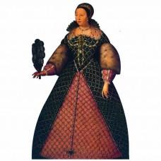 Catherine de Medici Cardboard Cutout