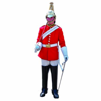 British Palace Guard 2 Cardboard Cutout - $0.00