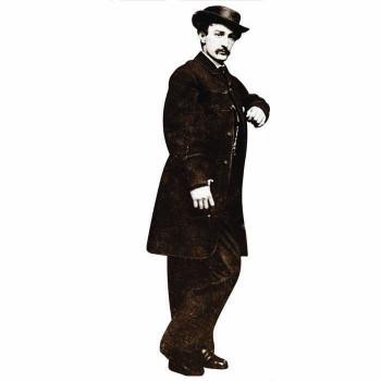 John Wilkes Booth Cardboard Cutout - $0.00