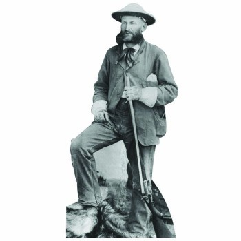 General George Crook Cardboard Cutout