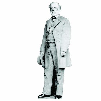 Robert E Lee Suit Cardboard Cutout - $0.00