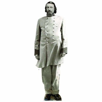George Edward Pickett Cardboard Cutout - $0.00