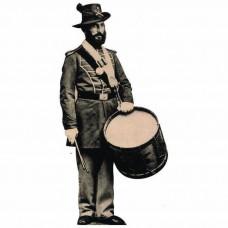 Confederate Drummer