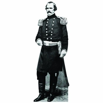 Albert Sidney Johnston Cardboard Cutout - $0.00