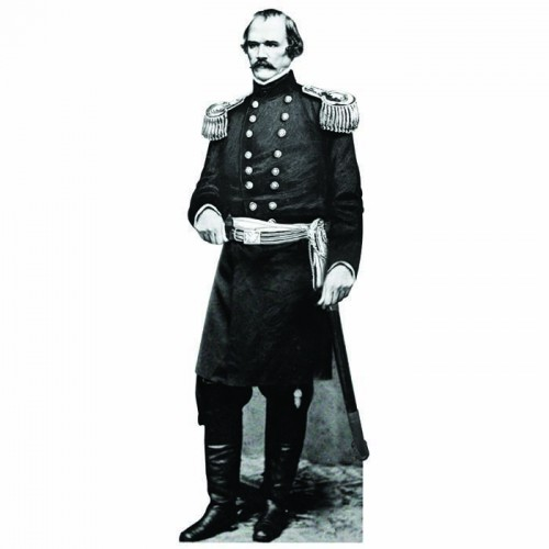 Albert Sidney Johnston Cardboard Cutout