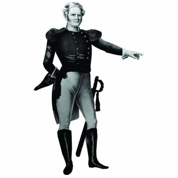Winfield Scott Cardboard Cutout - $0.00