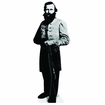 James Ewell Brown J.E.B. Stuart Cardboard Cutout