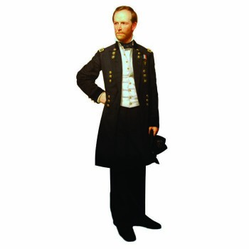 William Tecumseh Sherman Cardboard Cutout - $0.00