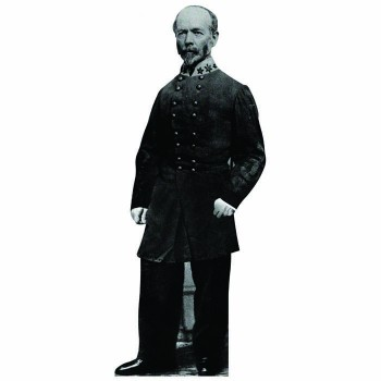 Joseph E. Johnston Cardboard Cutout - $0.00