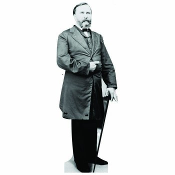 James Longstreet Cardboard Cutout - $0.00
