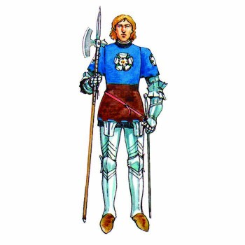 King Edward IV Cardboard Cutout
