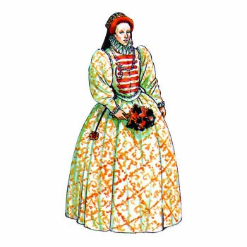 Queen Elizabeth I Cardboard Cutout - $0.00