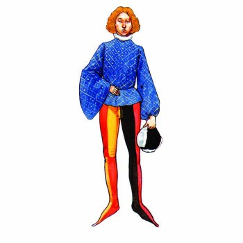 King Richard II Cardboard Cutout - $0.00