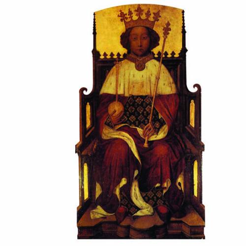 King Richard II Cardboard Cutout