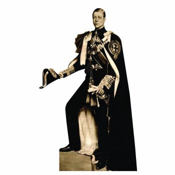 King Edward VIII Cardboard Cutout - $0.00