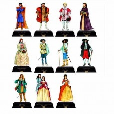 British Kings and Queens Pack 4 1485-1714