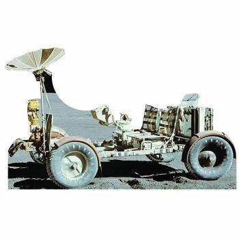 NASA Lunar Rover Cardboard Cutout - $0.00