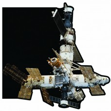 Mir Russian Space Station