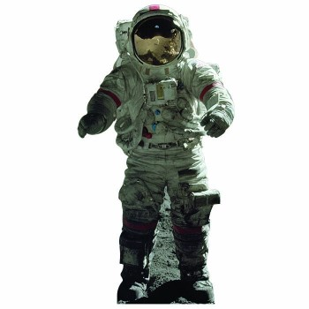 Astronaut 3 Cardboard Cutout - $0.00