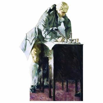 Richard Dobbs Spaight Cardboard Cutout - $0.00