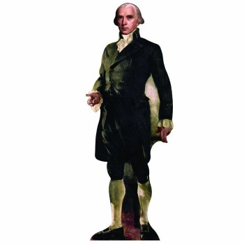 James Madison Cardboard Cutout