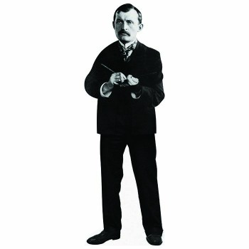 Painter Edvard Munch Cardboard Cutout - $0.00