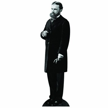 William James Cardboard Cutout - $0.00