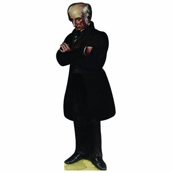 William Wordsworth Cardboard Cutout - $0.00