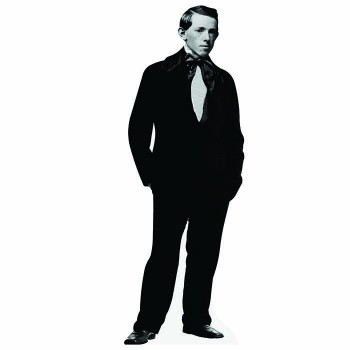 Horatio Alger Jr Cardboard Cutout - $0.00