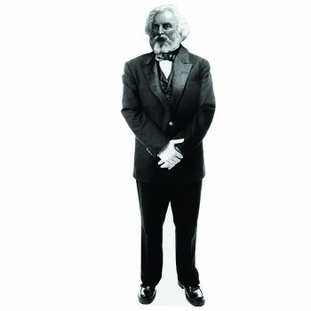 Henry Wadsworth Longfellow Cardboard Cutout - $0.00