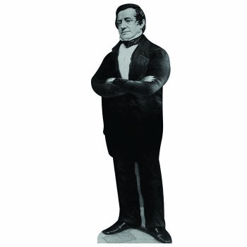 Washington Irving Cardboard Cutout - $0.00