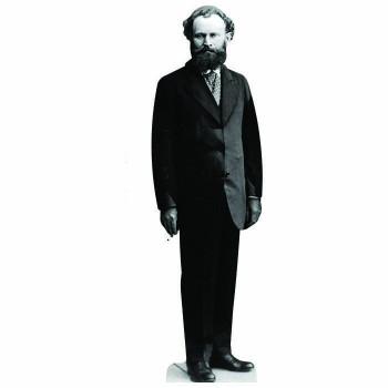Edouard Manet Cardboard Cutout - $0.00