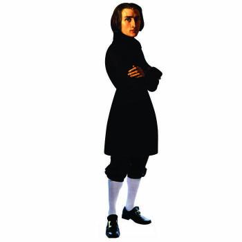 Franz Liszt Cardboard Cutout - $0.00