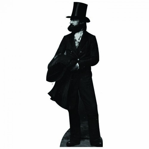 William Sidney Porter Cardboard Cutout